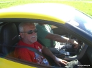 Bernd in der Corvette